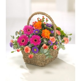 Vibrant Basket - Super