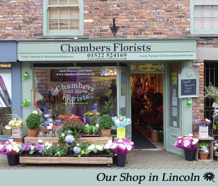 chambers florist shop